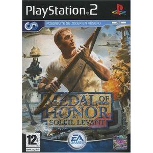 JEU PS2 Medal of Honor: Soleil Levant