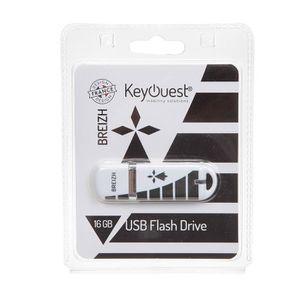 KEYOUEST Clé USB Breizh - 16 Gb
