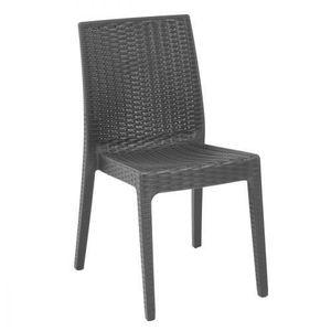 FAUTEUIL JARDIN  Chaise de jardin Selene - anthracite
