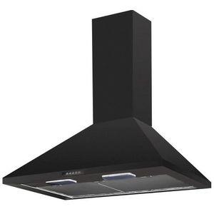 hotte decorative noire achat vente hotte decorative noire pas cher cdiscount. Black Bedroom Furniture Sets. Home Design Ideas