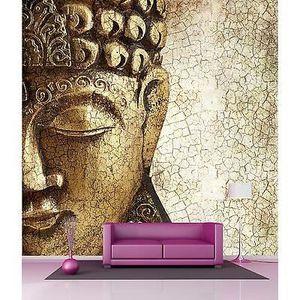 frise murale adhesive zen achat vente frise murale adhesive zen pas cher soldes d s le 10. Black Bedroom Furniture Sets. Home Design Ideas