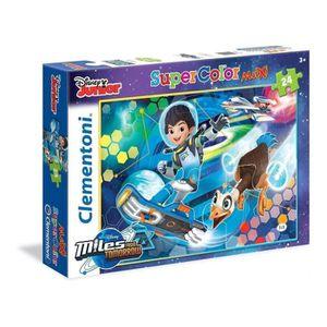 PUZZLE Puzzle 24 pièces Maxi : Miles dans l'espace aille