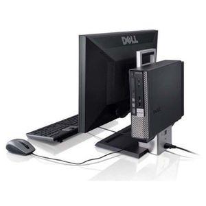 ORDI BUREAU RECONDITIONNÉ Dell Optiplex 780 USFF Ecran 19