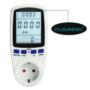 ÉCRAN VIDÉOSURVEILLANCE Moniteur d'énergie Floureon Power Meter TS-836A