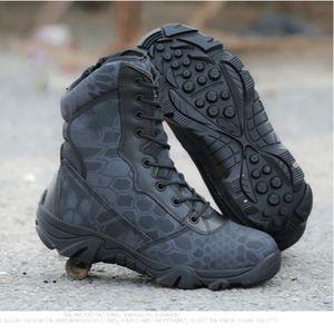 buy popular 31476 d8633 Bottes De Combat Tactique Hommes Et Les Femmes De Chaussures Descalade En  Plein Air