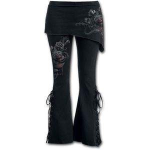 JUPE Spiral - ATTRACTION FATALE - Leggings Boot-Cut 2in
