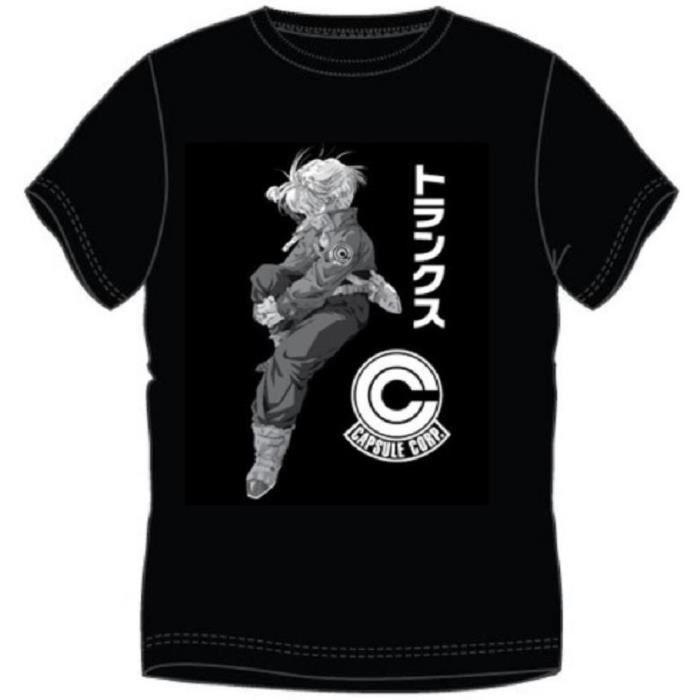 T shirt dragon ball z trunks