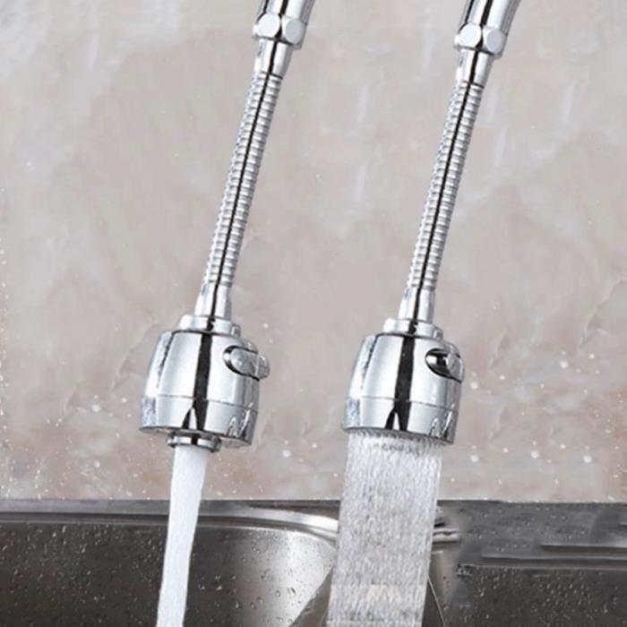 EXTENSION DE ROBINET robinet filtre d'eau de douche extension pulvérisa