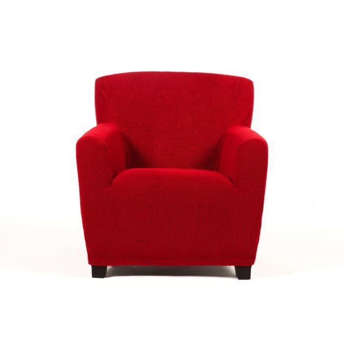 housse fauteuil 1 place bi extensible lisa rouge Résultat Supérieur 50 Luxe Housse Fauteuil Pic 2017 Zzt4