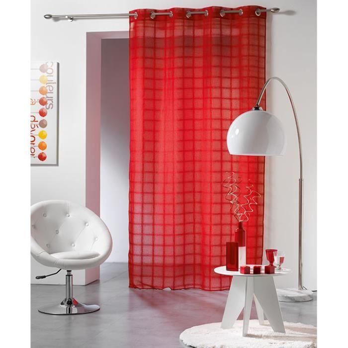 voilage 160x240 trendy voilage rideau voilage imprim couleur dgrad salon chamb uua with rideau. Black Bedroom Furniture Sets. Home Design Ideas