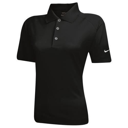 Nike Victory - Polo sport - Femme Noir Noir - Achat   Vente polo ... 52d566abb1af