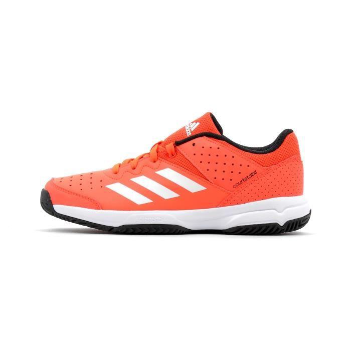 reputable site 76e74 3399b Chaussure de handball Adidas Court Stabil Junior