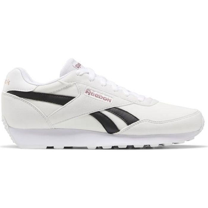 De Cuir Sport Reebok Chaussures En Glide Blanc Blancblancgum Femme vw6wftqZ
