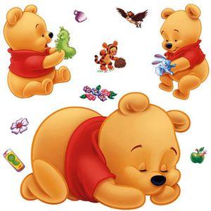 Stickers winnie l ourson - Achat / Vente Stickers winnie l ourson ...