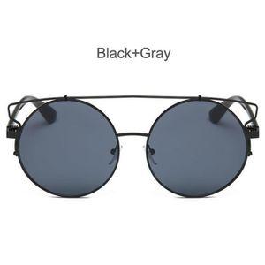 LUNETTES DE SOLEIL Femmes hommes Vintage rétro lunettes de mode unise ... 2d9441c6abde