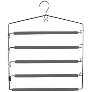 CINTRE Cintre Special Pour 5 Pantalons - 40x3x45 cm