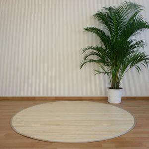 tapis rond 90 cm achat vente tapis rond 90 cm pas cher. Black Bedroom Furniture Sets. Home Design Ideas