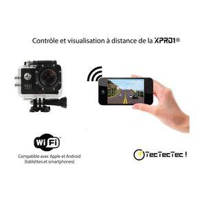 CARTE MÉMOIRE TecTecTec Carte Micro Sd 32 Go, Chargeur et Batter