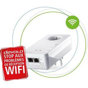 COURANT PORTEUR - CPL Devolo 8352 Magic 1 WiFi: adaptateur CPL WiFi, Wi