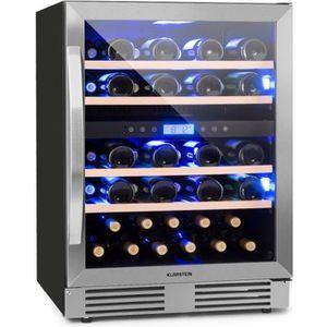 CAVE À VIN Klarstein Vinovilla Duo43 Cave à vin réfrigée 129