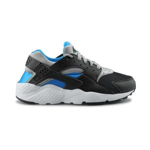BASKET Nike Huarache Run Junior Noir Gris