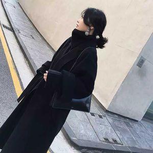 9b80cfcd403 MANTEAU - CABAN Les femmes d hiver manteau chaud Faux laine chaud