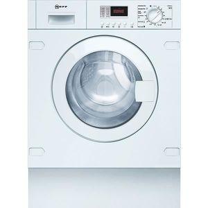 LAVE-LINGE SÉCHANT Lave-linge séchant intégrable 60cm 7/4kg b