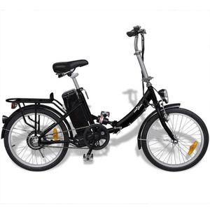 TROTTINETTE ELECTRIQUE Vélo électrique Scooter pliable et pile lithium-io