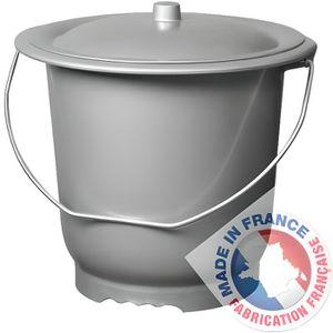 Seau hygienique achat vente seau hygienique prix for Pot de chambre adulte