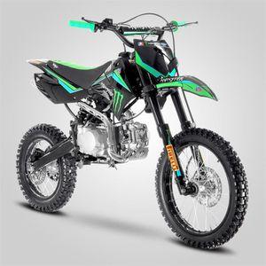 MOTO Dirt bike SX 140cc 14/17 Monster - 2018.