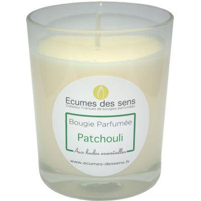 Bougie Parfumee Au Patchouli Aux Huiles Essentielles 130g Achat