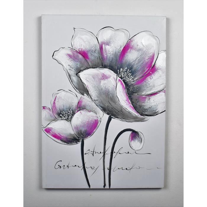 1836245c555a Tableau fleur - Achat   Vente pas cher