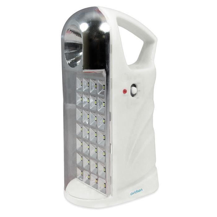 Lampe sLed Avidsen IntégréeIntégré6 H110 240 103652Blanc28 Xn8POk0w