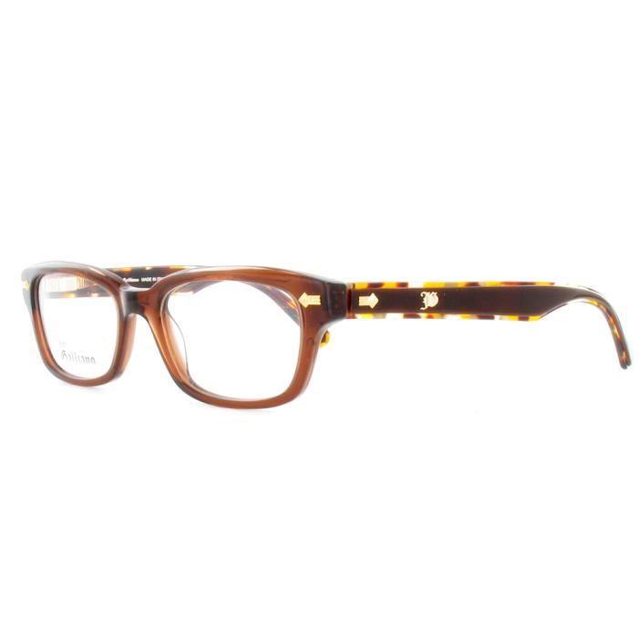 Lunettes de vue JOHN GALLIANO JG5022 052 Or - Achat   Vente lunettes ... e5e9f4e7c559