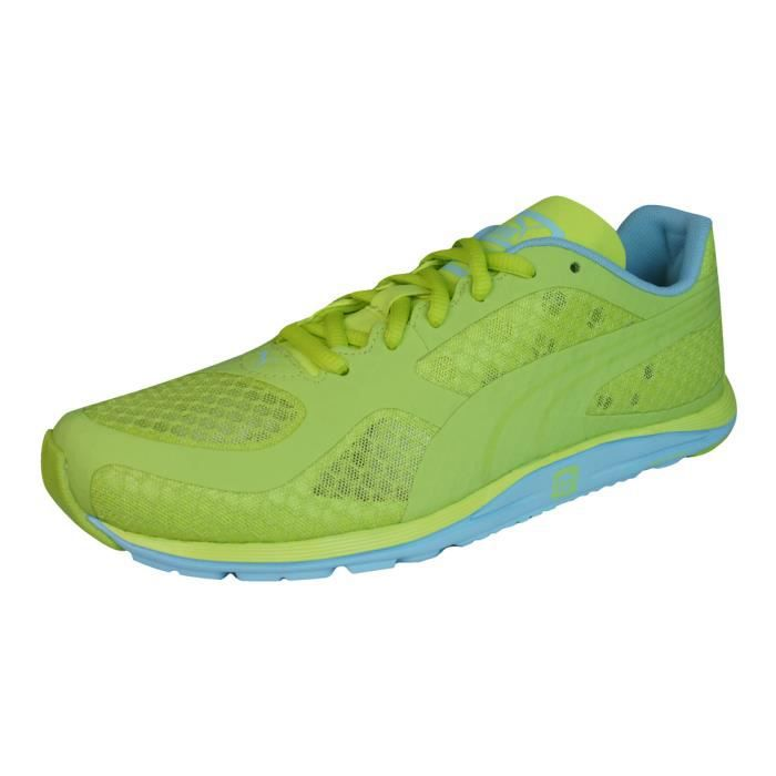 Puma Faas0 R V1 Femmes cours Baskets - Chaussures Jaune
