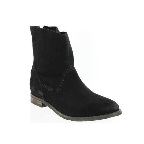 Boots femmes MYMA velours noir. zFwOqHLc1B
