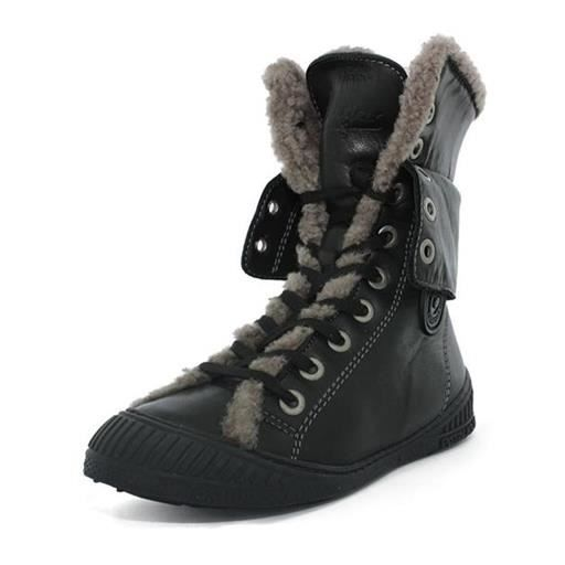 Hiver Bottes Enfants En Peluche Chaussures Filles Garçon Bottines BBZH-XZ095Violet21 ABvbwP