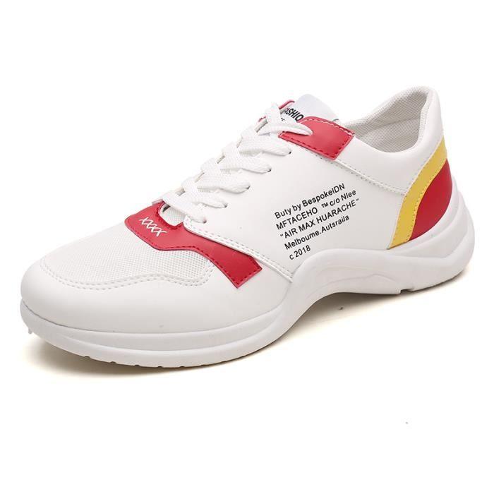 Baskets Mode Homme Sport Running Chaussures Sneakers De iXTZuPkO