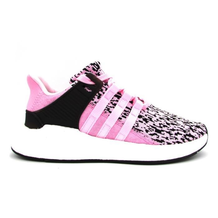 low priced a45ea dc3c8 ... discount code for adidas sneakers eqt support 93 17 rosa nero bz0583 36  rosa b0efa 1b680