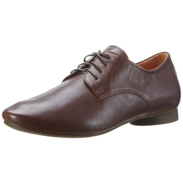 uni Derby 8 Taille Royaume m Taille 3nx3w7 Guad Femmes Brown 1HYFFq