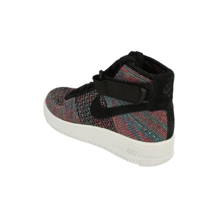 Nike Af1 Ultra Flyknit Mid Hommes Trainers 817420 Sneakers Chaussures 602 Sk1K5wixX