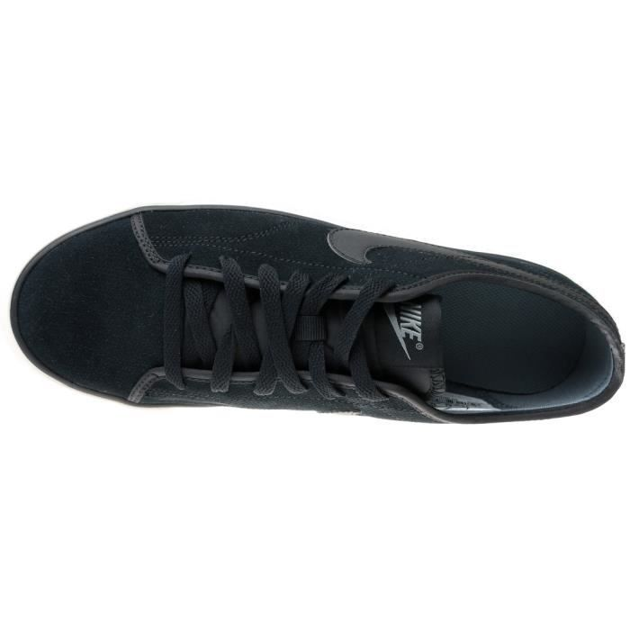 Nike Primo Court Leather 644826-006 Homme Baskets Noir