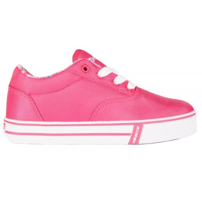 Heelys - Chaussures à Roulettes - Launch Fucshia Printed Lining-33