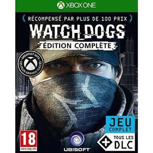 Watch Dogs Edition Compl?te Jeu Xbox One