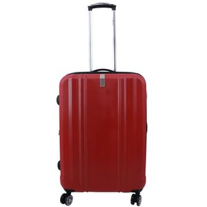 VALISE - BAGAGE Valise 65 cm extensible 4 roulettes 100% polycarbo