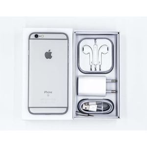 SMARTPHONE iPhone 6S 16 Go - Argenté + 5 cadeaux