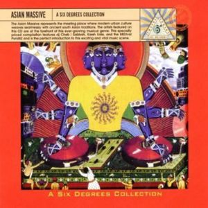 CD TECHNO - ELECTRO Six Degrees Collection - Asian Massive
