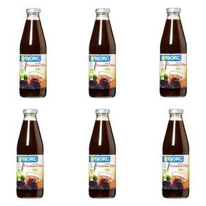 Boisson fruit - légume BJORG Jus de Pruneaux Bio X6