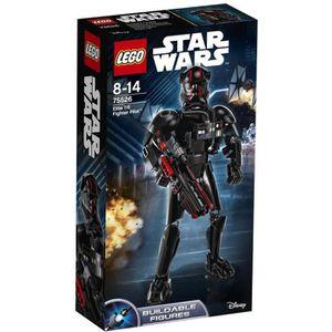 ASSEMBLAGE CONSTRUCTION LEGO® Star Wars 75526 Elite TIE Fighter Pilot