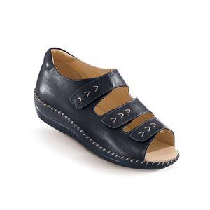 5eac89cf430354 Livraison Gratuite(1). SANDALE - NU-PIEDS Sandales ouverture totale spécial pieds  sensibles